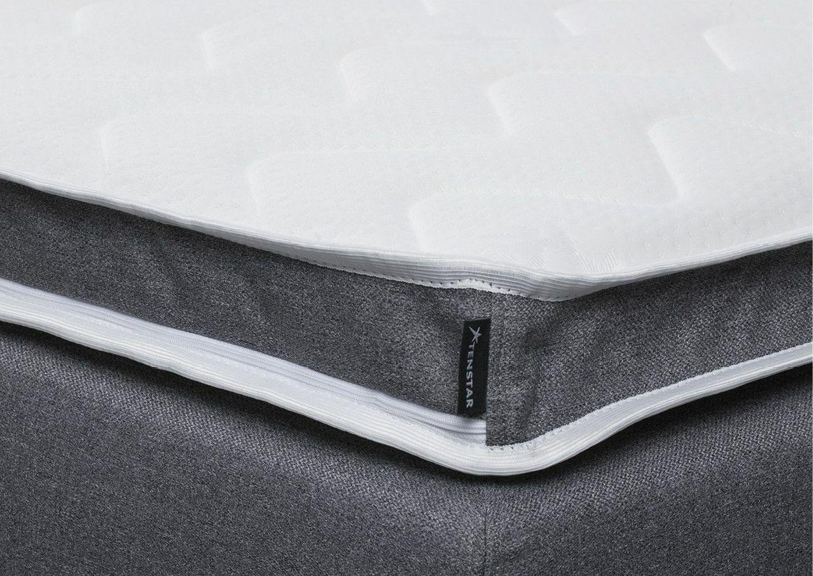 visco deluxe sijauspatja 180x200 cm kaluste online. Black Bedroom Furniture Sets. Home Design Ideas